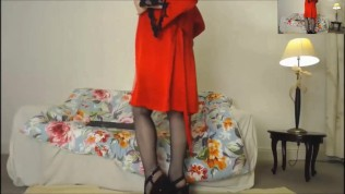 Great Matures, ch. 001 (Stockings, Lingerie)