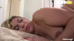 AmateurEuro – Kinky Amateur StepDaughter Rides Her Daddy's Big Cock
